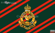 Royal Buckingham Hussars flag