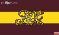 Royal Dragoon Guards Cypher flag