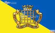 Royal Gloucestershire Hussars flag