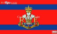 Royal Monmouthshire Royal Engineers flag