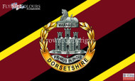The Dorset Regiment flag