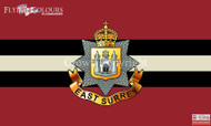 The East Surrey Regiment flag