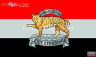 The Leicestershire Regiment flag