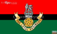 The Loyal Regiment flag