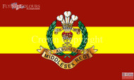 The Middlesex Regiment flag
