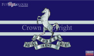 The Queens own Royal West Kent Regiment flag