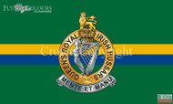 The Queens Royal Irish Hussars flag