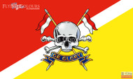 The Queens Royal Lancers flag