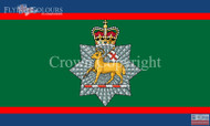 The Queens Royal Surrey Regiment flag