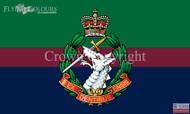 The Royal Army Dental Corps flag