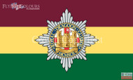The Royal Dragoon Guards flag