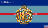 The Royal Flying Corps flag