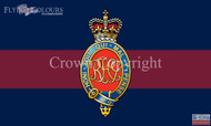 The Royal Horse Guards flag
