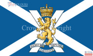 The Royal Regiment of Scotland flag