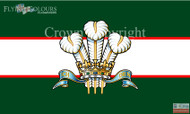 The Royal Regiment of Wales flag