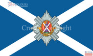 The Royal Scots flag