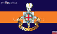 The Royal Sussex Regiment flag