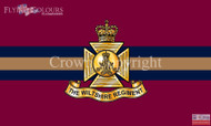 The Wiltshire Regiment flag