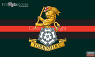 The Yorkshire Regiment flag