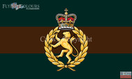 Womans Royal Army Corps flag