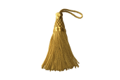 Gold Bath Tassels