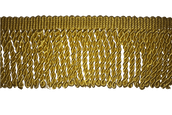 "3"" Gold Silk Bullion Fringe"