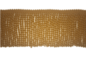 "5.5"" Dark Gold Wool Bullion Fringe"