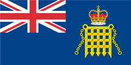 H M Customs and Excise Ensign