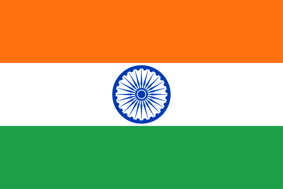 Buy India National Flag Online Printed Sewn Flags 13 Sizes