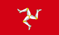 Isle of Man National Flag