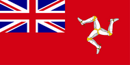 Isle of Man Civil Ensign