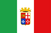 Italy Naval Ensign