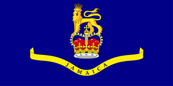Jamaica Governor General Flag