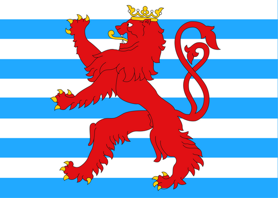Luxembourg Civil Ensign