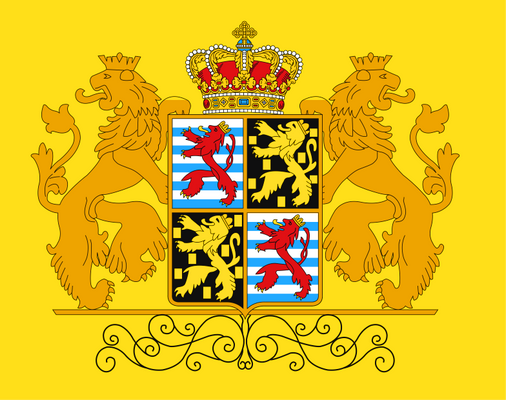 Luxembourg Grand Ducal Standard