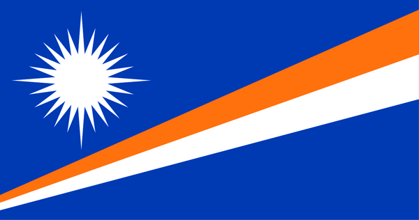Marshall Islands National Flag