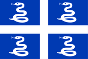 Martinique Local Flag (unofficial)