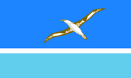 Midway Islands Local Flag