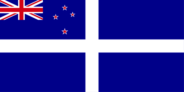 New Zealand Yacht Ensign
