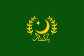 Pakistan Presidential Flag