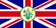 Pitcairn Islands Governor Flag