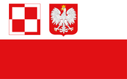 Poland Air Force Ensign
