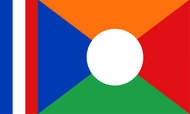 Réunion Local Flag (unofficial)