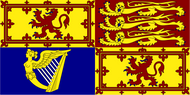 Royal Standard for use in Scotland