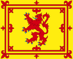 "Scottish Royal Flag ""Lion Rampant"""