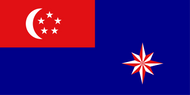 Singapore Government Ensign
