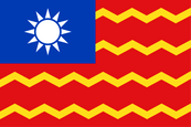 Taiwan Civil Ensign