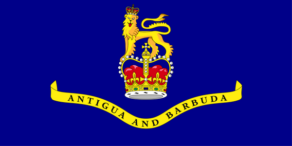 Antigua & Barbuda Governor-General Flag