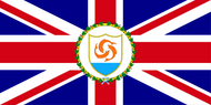 Anguilla Governor Flag