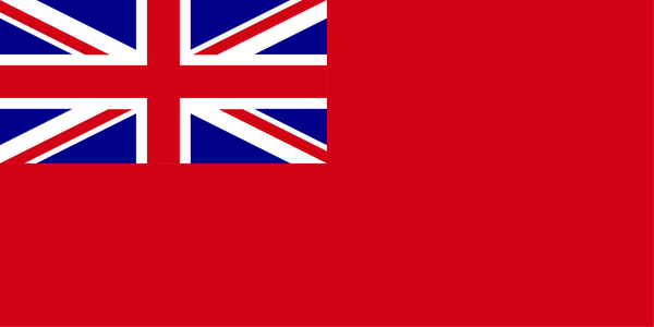 "Civil Ensign ""Red Duster"" - Red Ensign"